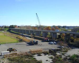 CTA Surveying | 5th Street Bridge Replacement Marysvale California